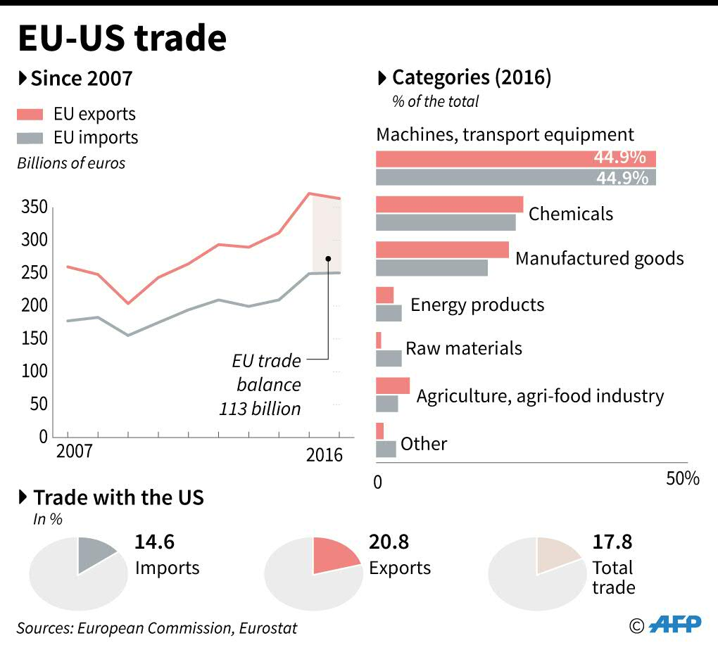 Does Europe unfairly tax US imports? A detailed look